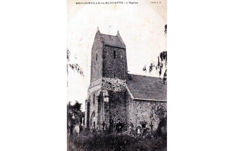 bricqueville-église