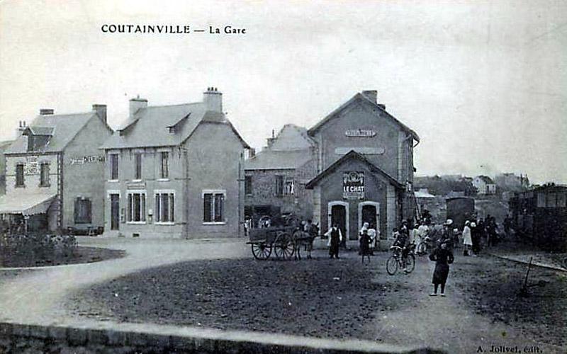 coutainville-gare