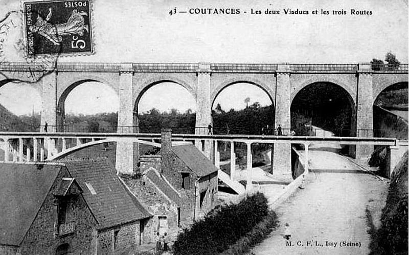 coutances-viaduc-routes