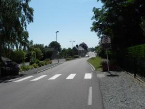 Route de Coutances