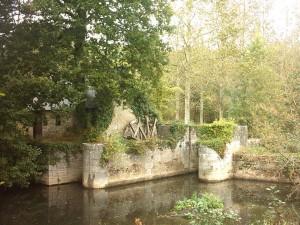 Ecluse des Moulins de la Paillasse